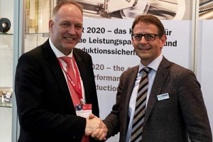 GRÄFE Druck in Bielefeld upgrades its STEUER high performance hot foil stamping machines