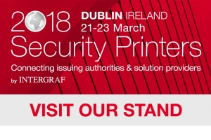 Security Printers 2018, Dublin
